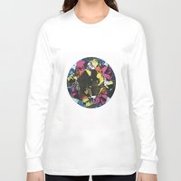 gem Long Sleeve T-shirts featuring Inner Gem by Catrina Morbidelli
