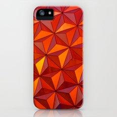 Geometric Epcot iPhone (5, 5s) Slim Case