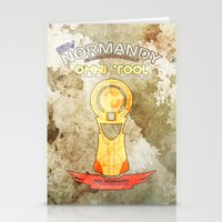 tool Stationery Cards featuring Omni Tool by AngoldArts