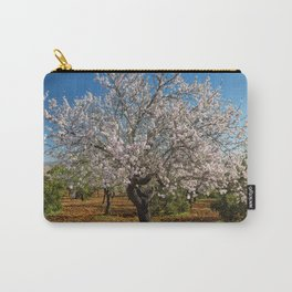 An Almond tree in flower Carry-All Pouch