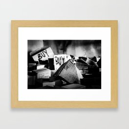 buy buy Framed Art Print