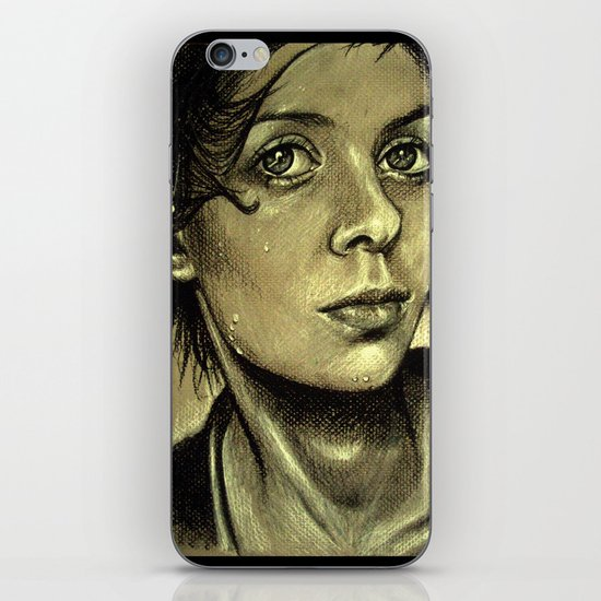 Drenched Breath (VIDEO IN DESCRIPTION!) iPhone & iPod Skin