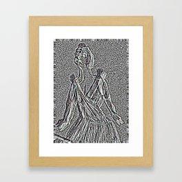 Ivette Framed Art Print