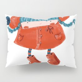 Red Ridinghood Pillow Sham