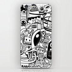 BIG - BW iPhone & iPod Skin