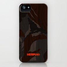 Modern Woodgrain Camouflage / British DPM Slim Case iPhone (5, 5s)
