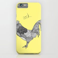 Another Rooster iPhone 6s Slim Case