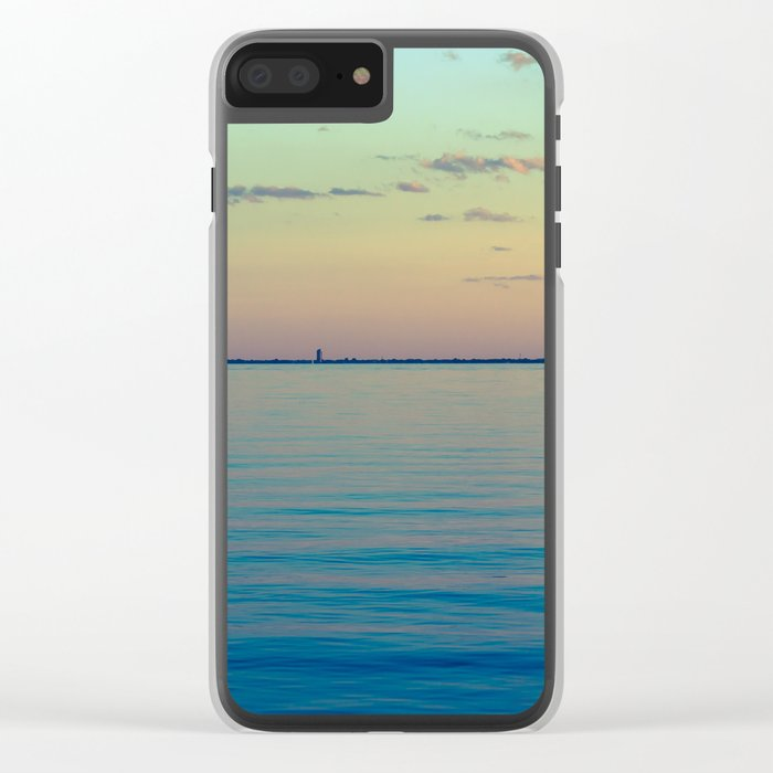 Enough To Let You Go Clear iPhone Case