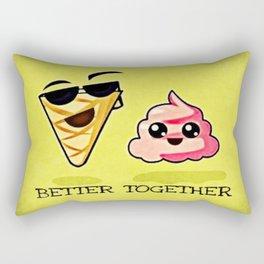 Better Together Rectangular Pillow