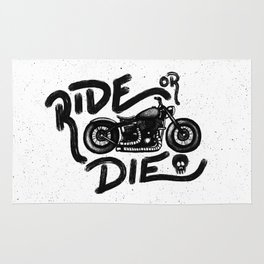 Ride or Die Rug
