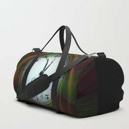 Magic of colors - Time is running out Duffle Bag
