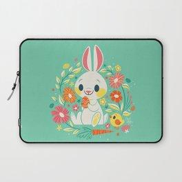 Sweetest Easter Bunny Laptop Sleeve