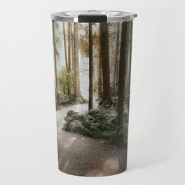 Lost in the Forest - Landscape Photography Travel Mug