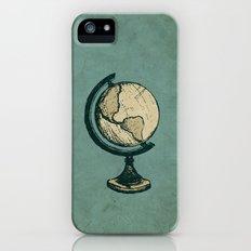 Travel On iPhone (5, 5s) Slim Case