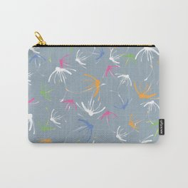 Summer time Swirl Carry-All Pouch