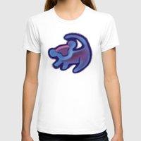 simba T-shirts featuring Grunge Simba Tree Art by EmeraldSora
