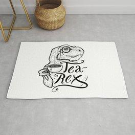 Tea-Rex Rug