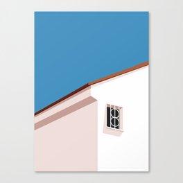 SUMMER HOUSE 1 Canvas Print