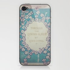 Vintage Alice iPhone & iPod Skin