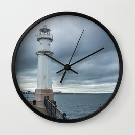 Light Tower in Edingburgh Wall Clock