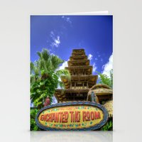 tiki Stationery Cards featuring Tiki Tiki Tiki Tiki Tiki Phone... by AtDisneyAgain
