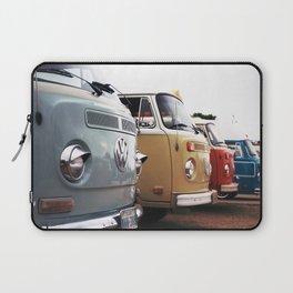 Vintage Buses Laptop Sleeve