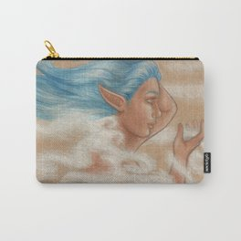 The Wind Goddess Carry-All Pouch