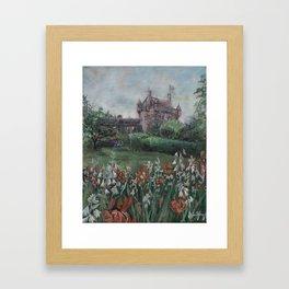 Cawdor Castle (Clan Campbell) Framed Art Print