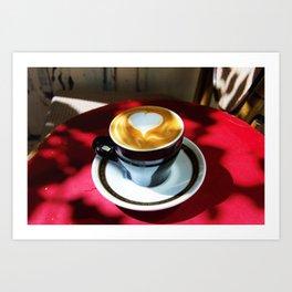 coffee series Art Print