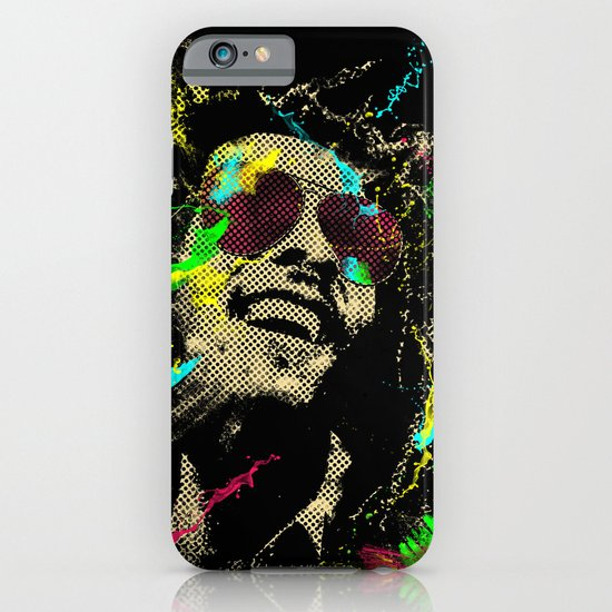 Under the reggae mode iPhone & iPod Case