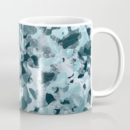 Surfing Camouflage #5 Coffee Mug