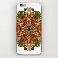 Sea Serpents iPhone & iPod Skin