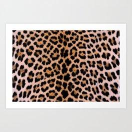Cheetah Pattern Kunstdrucke