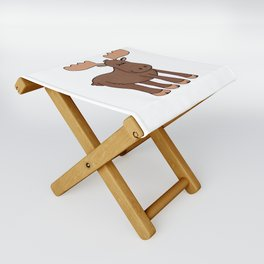 Moose Folding Stool
