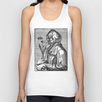 bee Tank Tops featuring Bee by DIVIDUS
