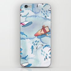 Shallow Water iPhone Skin