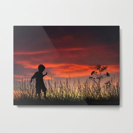 The Beginning of a Journey Metal Print