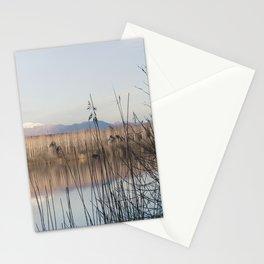 Mountains landscape Stationery Cards