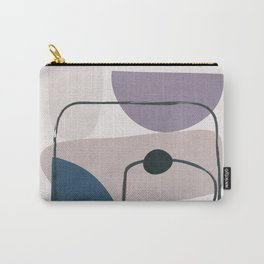 Abstract Art 14 Carry-All Pouch