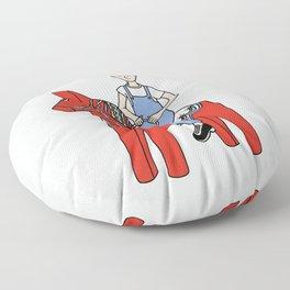 Dalecarlia Floor Pillow