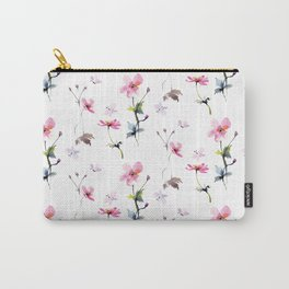 Japanese anemones Carry-All Pouch