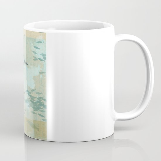 rhythm of the whale Mug