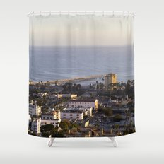 View From The Top 2 Shower Curtain