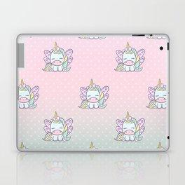 Blossom The Magical Unicorn Laptop & iPad Skin