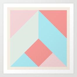 Ultra Geometric VI Art Print