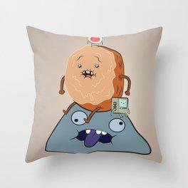 AT - Quiet Time  Throw Pillow