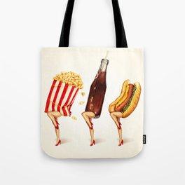 Movie Girls Tote Bag