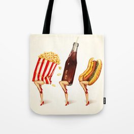 Movie Girls Tote Bag