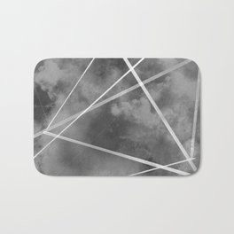"""Interdimensional Highway"" Digital Painting // Fine Art Print Bath Mat"