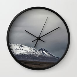 Standing strong Wall Clock